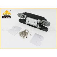 Buy cheap Zamak 3d Adjustable Hinges , Heavy Duty Gate Hinges Of GB Zinc Alloy product