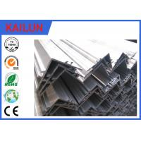 Buy cheap Aluminium Frame Profile with PVC Strip for Air Conditioning Accessory Unit Assembly from Wholesalers