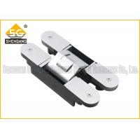 Buy cheap 180 Degree 160*28*28*32mm Zinc alloy Adjustable Invisible Door Hinges product