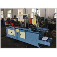China CNC Automatic Metal Circular Saw Machine Heavy Duty Cutting Low Power Construction on sale