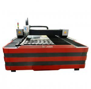 Buy cheap Efficient High Speed Laser CNC Cutting Machine , Fiber Laser Cutter Machine from wholesalers