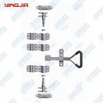 Buy cheap 534256   Truck door lock knobs,Truck rear door lock、Cold storage lock product