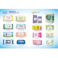 China Care Touch Flushable Personal Wet Wipes Individually Wrapped Wet Wipes on sale