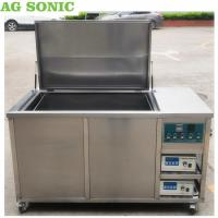Buy cheap Oil Dirt Paint Remove Industrial Ultrasonic Parts Cleaner To Clean Intercoolers 1050X620X265mm product