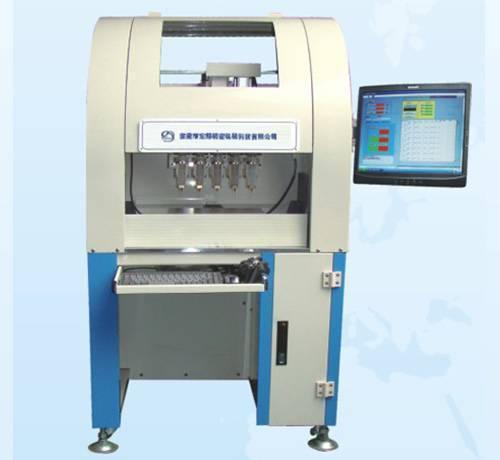 Quality HB-660 Vertical single-stage glue dispenser for sale