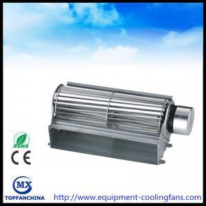 Buy cheap 420mm Aluminum Cross Flow Fan, 12V 24V DC Tangential Blower Fan product