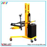 Buy cheap Electric Hydraulic Lifting And Lowering V-shaped Drum Lift DTF300 product