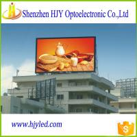 Buy cheap High Quality Led Display P10 Outdoor Led tv Advertising Screen Billboard product