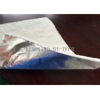 Buy cheap Aluminum Foil Coated Chopped Fiberglass Needle Mat 3.0 - 25mm Thickness product