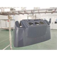 Buy cheap Standard Size Fiberglass Tractor Parts Fiberglass Engine Cover ISO9001 product