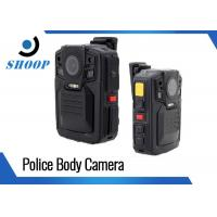 Buy cheap 33MP Infrared Cops Should Law Enforcement Wear Body Cameras WIFI Multi - Function product