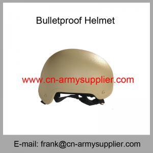 Wholesale Cheap China Army Aramid  NIJ IIIA Military Police Ballistic Helmet