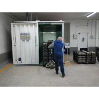 Buy cheap Automatic Pre Cooling Unit For Vegetables / Broccoli / Cauliflower product