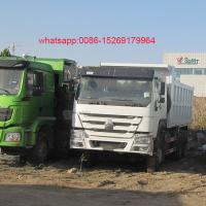 Buy cheap sinotruck sinotruk ethiopia dump truck HOWO ZZ3257N3447A1 product