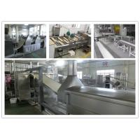 Buy cheap Fried / Non - Fried Instant Noodle Making Machine 3 Tons - 14 Tons / 8 Hour product