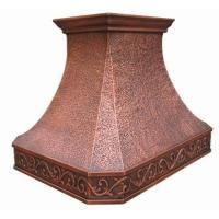 Buy cheap Island(ceiling-mounted) copper range hood product
