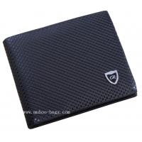 Buy cheap Fashion Black Leather Men Wallet (MH-2088) product