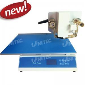 China Digital Foil Printer Hot Stamping Machine 150W For Paper / Cardboard / Plastic on sale
