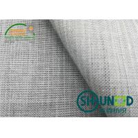 Buy cheap Garment Stiff Interlining Material / Rayon Woven Fusing Interlining Fabric product