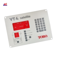 China 115 * 130mm Pet Tactile Embossed Sealed Membrane Switches on sale
