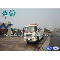 Buy cheap Flexible Operation Wrecker Rollback Tow Truck For Road Rescue Transportion product