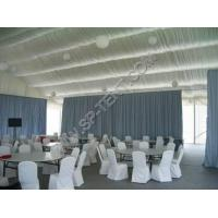 grand party tent with ceiling and curtain for wedding,gathering,banquet
