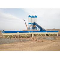 Buy cheap Power Saving Wet Dry Ready Mix Concrete Plant Belt Conveyor 150m3/H Capacity product