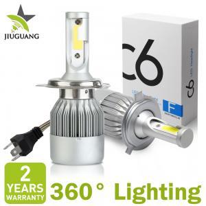 China Adjustable 36W Led Car Headlight Bulbs Canbus Error Free Auto Led Lighting System on sale