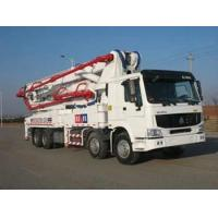 Buy cheap Hot sale widely used concrete pump trucks sale product