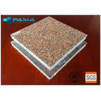 Buy cheap High Strength Stone Aluminum Honeycomb Panel For Elevator Interior Decoration product