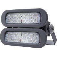 Buy cheap Ultra Bright Surface Mount LED Flood Lights / 50w LED Security Light Low Power Consumption product