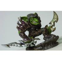 Buy cheap WOW Online Game Character Plastic Figure Models , World Of Warcraft Goblin Game Model product