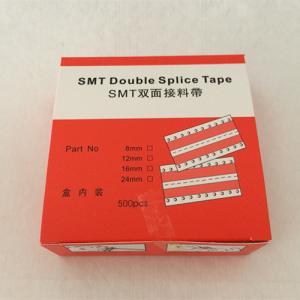 Buy cheap 500pcs/box yellow 16mm SMT double splice tape product