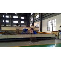 Buy cheap high speed CNC drilling machine for big wind tower flanges 8mx8m, model TLMZ8080 product
