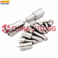 Buy cheap Common Rail Nozzle DLLA152P980 for injector 095000-6980 ISUZU D-MAX Electronic Fuel Injector 093400-9800 product