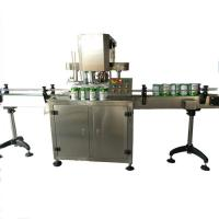 Buy cheap Automatic can machine packing can sealer,Can closing machine Pet can closing machine can seamer product