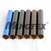 China Colorful Carbon Fiber Tube for Telescoping poles on sale