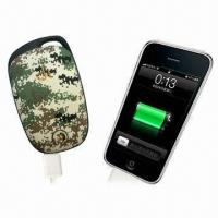Buy cheap External Flashlight Mobile Power Bank with 5,200/8,400mAh Capacity product