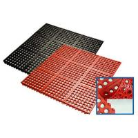 Buy cheap Industrial Anti-slip Rubber Mat , Interlocking  Rubber Floor Mat product