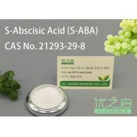 Buy cheap CAS 21293-29-8 Plant Growth Inhibitors S - ABA Plant Growth Hormones product