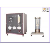 Buy cheap Easy Operate Limiting Oxygen Index Apparatus / Tester With Digital Display product