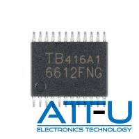 Buy cheap Two Input Signals SOP24 Dual Dc Motor Driver TB6612FNG product