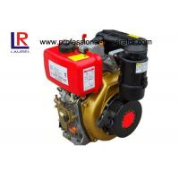 Buy cheap CE Approvel Air Cooled Four Stroke 5.5HP Diesel Engines for Water Pumps and Tillers product