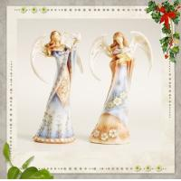 China Poly Resin Fairy Figurines on sale