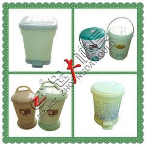 plastic trash can mould 001