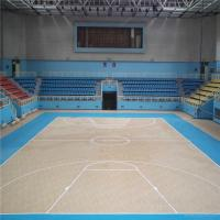 Indoor basketball court price quality indoor basketball for Indoor basketball court flooring cost