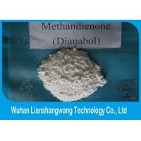 Buy cheap White 99% Oral Bodybuilding Anabolic Steroids Dianabol / Metandienone for Improving Strength 72-63-9 product