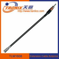 Quality extension cable antenna wire/ china auto parts manufacturers TLM1608 for sale