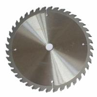Buy cheap 7-1/4 Inch 40 Tooth TCT Carbide Circular Saw Blade For Hard Soft Wood product