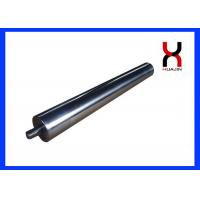 Buy cheap Industrial Permanent Magnet Bar / Neodymium Rod Magnets With Screw Hole product